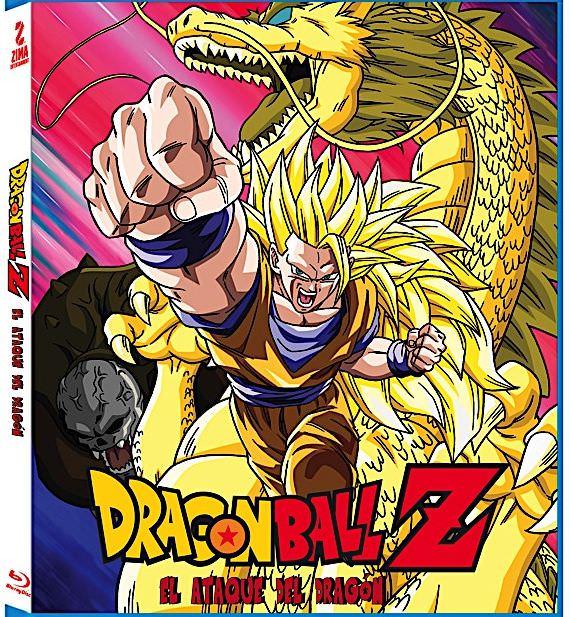 Dragon Ball Z Peliculas | BDMV | Latino | 1080p | Od2onh11