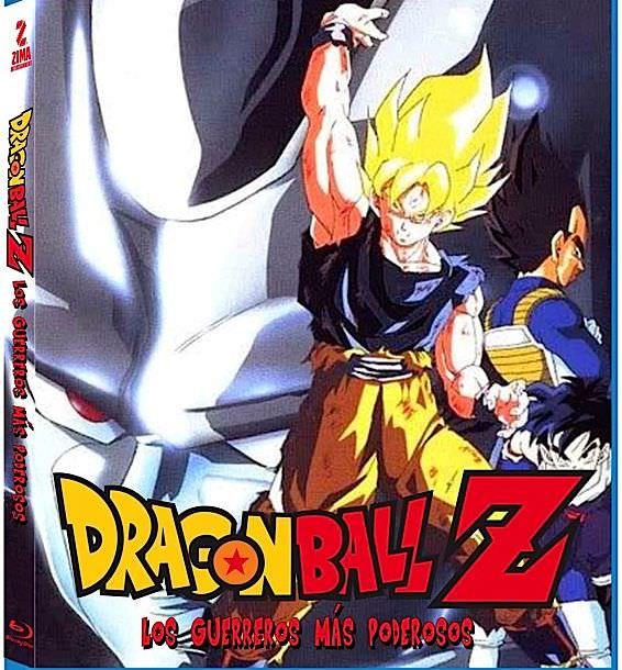 Dragon Ball Z Peliculas | BDMV | Latino | 1080p | Odzbmi10