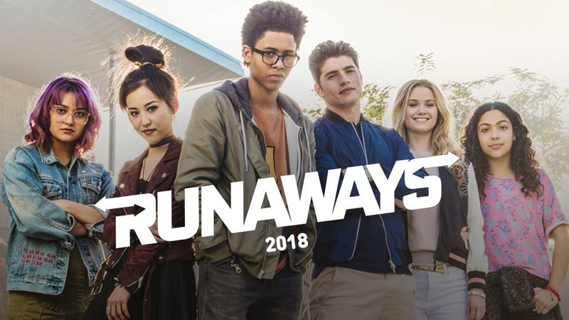 Marvel's Runaways | S01 - 10/10 | S02 - 04/13 | Lat-Ing | 720p | x265 Offici10