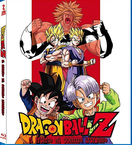 Dragon Ball Z Peliculas | BDMV | Latino | 1080p | P0llis10