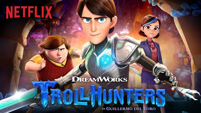 TrollHunters | 52/52 | Lat-Ing | 720p x265 | 1080p x264 Trolll10