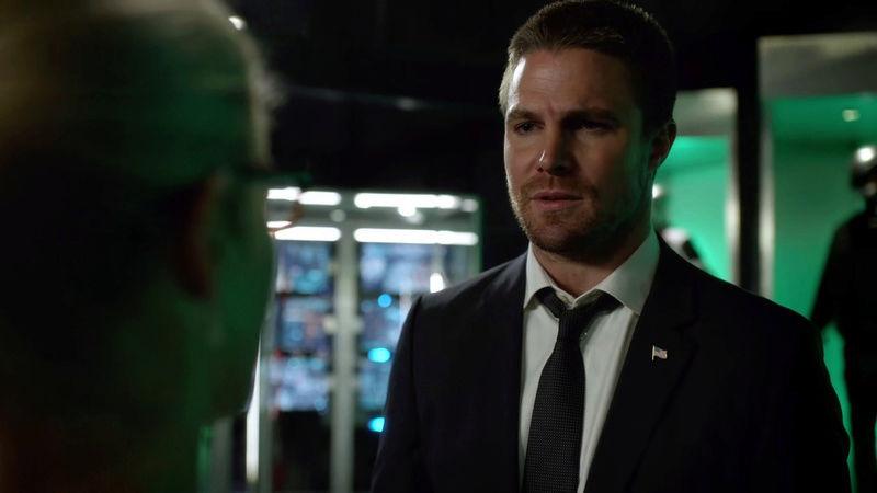 Arrow | S06 | 23/23 | Lat-Ing | 720p | x265 Vlcsna27