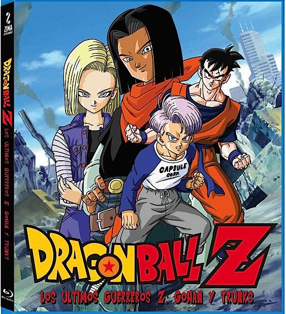 Dragon Ball Z Peliculas | BDMV | Latino | 1080p | W7gh9a10