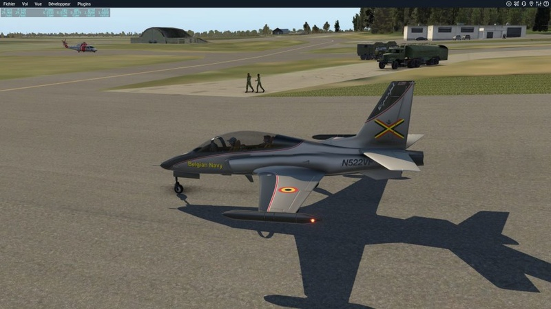 Belgian Navy Viperj10