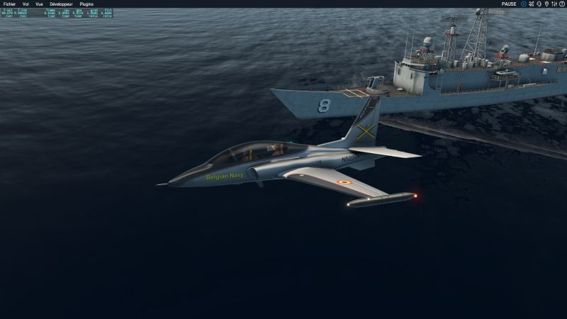 Belgian Navy Viperj12
