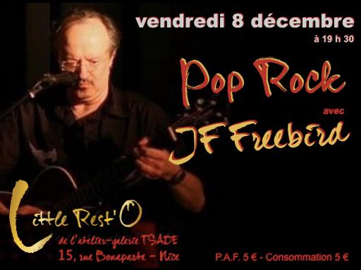 Un zèbre en concert à Nice  24829011