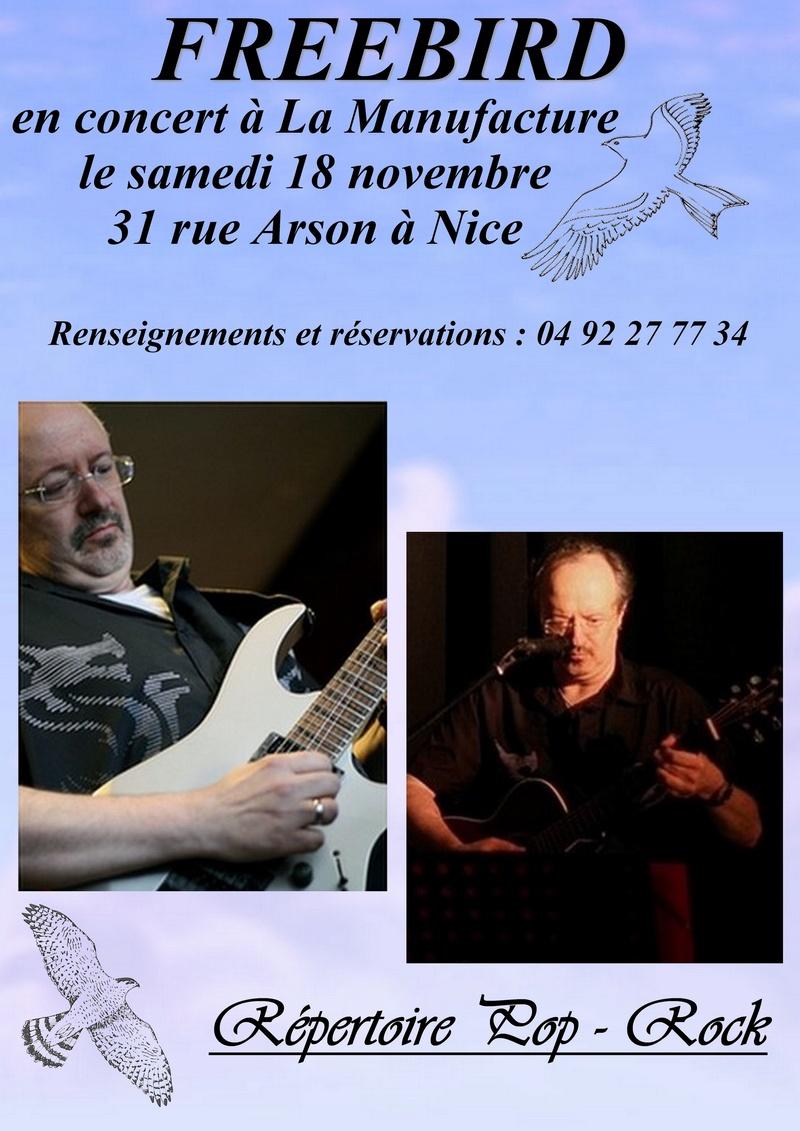 Un zèbre en concert à Nice La_man13