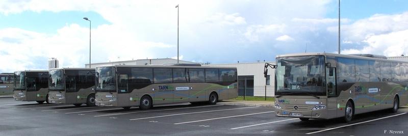 Mercedes TRAVEGO / TOURISMO Consei10
