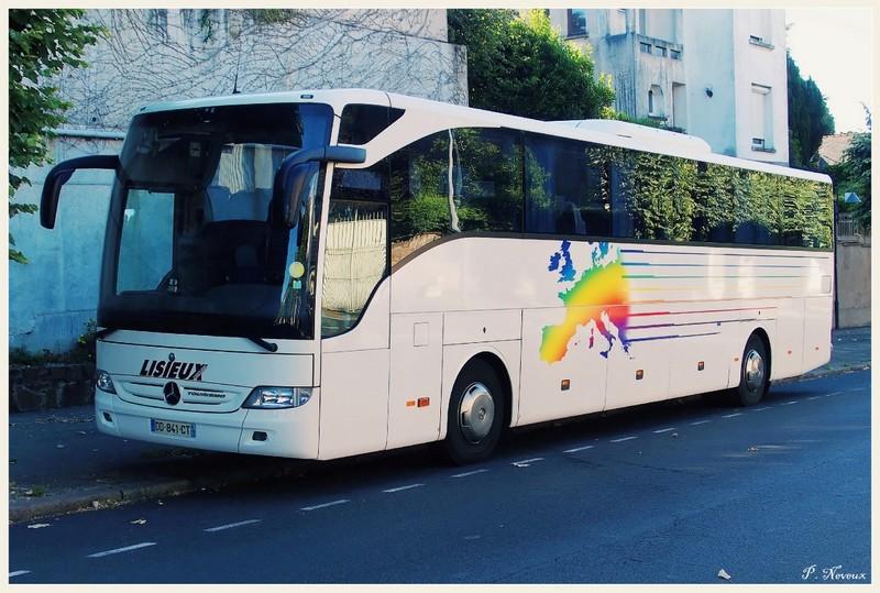 Mercedes TRAVEGO / TOURISMO Merced12
