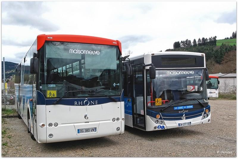 AUTOCARS MAISONNEUVE Transp11