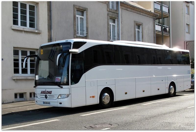 Mercedes TRAVEGO / TOURISMO Voyage24