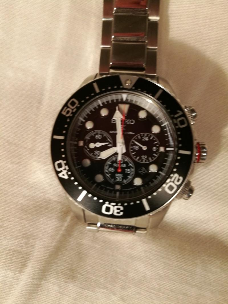 [Vendido] Relógio Seiko Solar SSC015P1 Chrono  Img_2017
