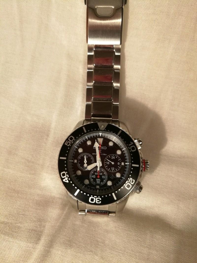 [Vendido] Relógio Seiko Solar SSC015P1 Chrono  Img_2020