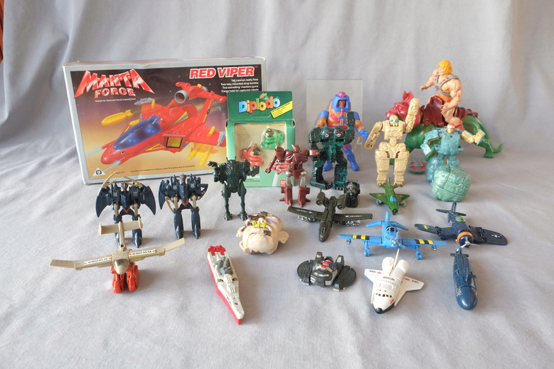 Ma collection : Mega Force, M.A.S.K. , extranimals, .... - Page 5 Dscf3110
