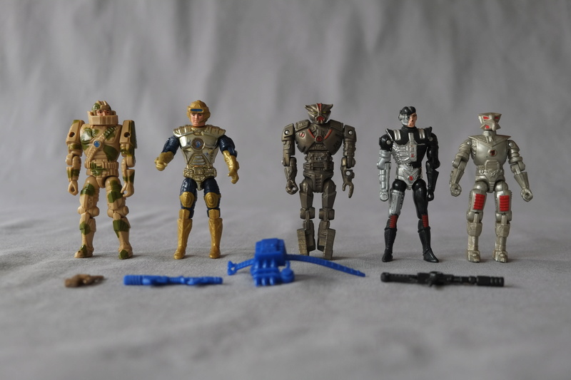 Ma collection : Mega Force, M.A.S.K. , extranimals, .... - Page 7 Dscf3412