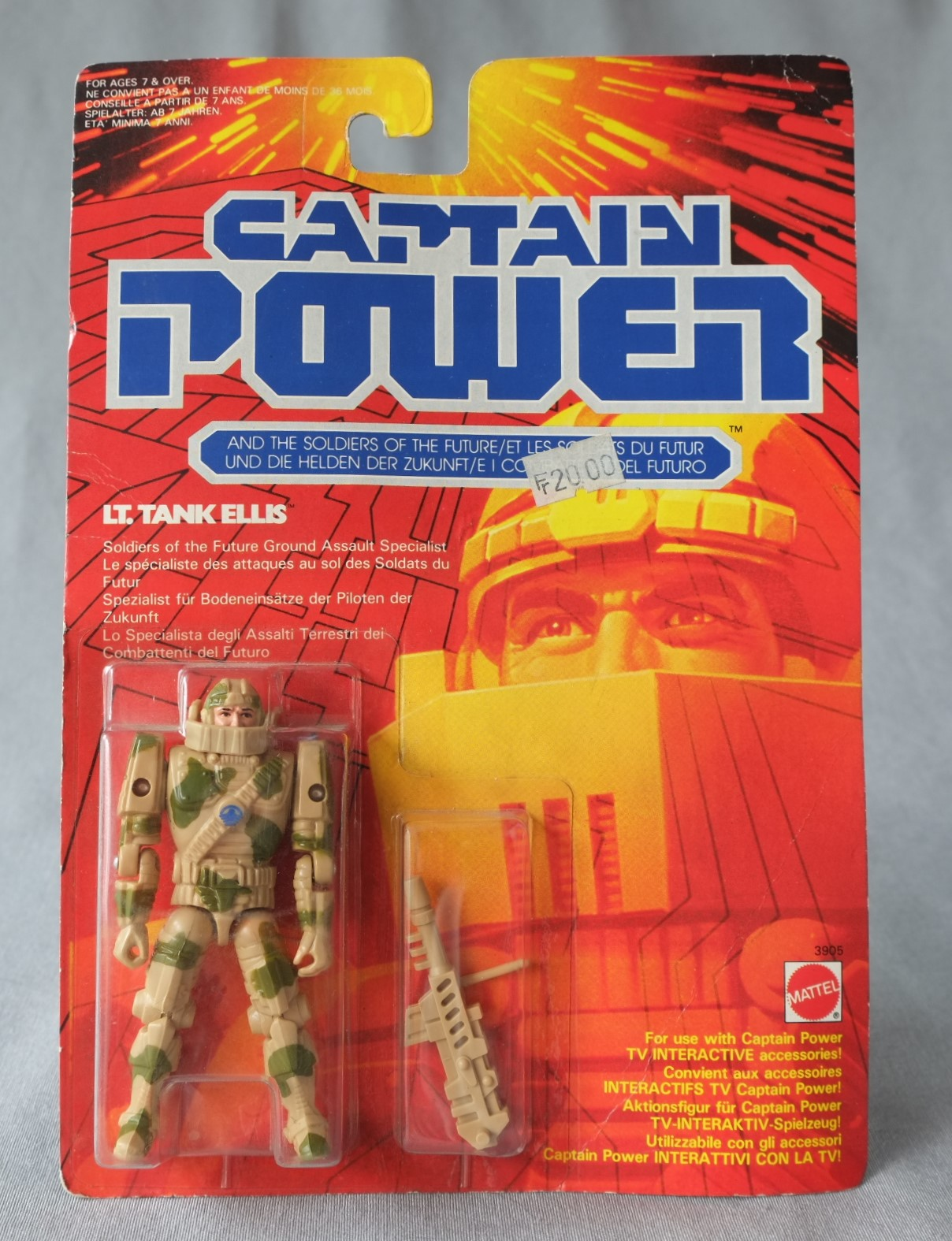 Ma collection : Mega Force, M.A.S.K. , extranimals, .... - Page 7 Dscf3421