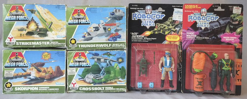 Ma collection : Mega Force, M.A.S.K. , extranimals, .... - Page 5 Malle-22