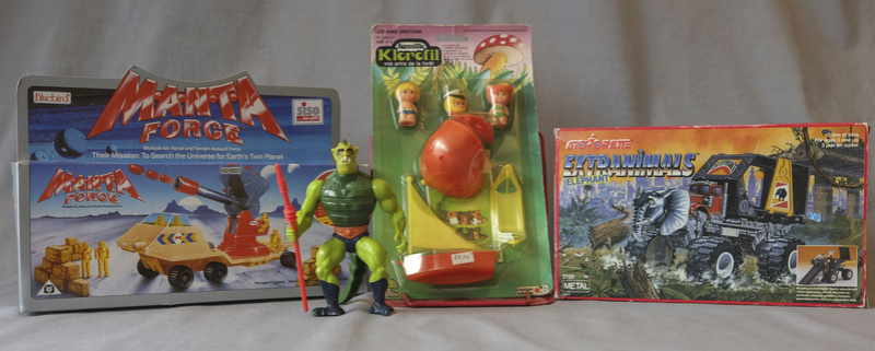 Ma collection : Mega Force, M.A.S.K. , extranimals, .... - Page 5 Mars2011