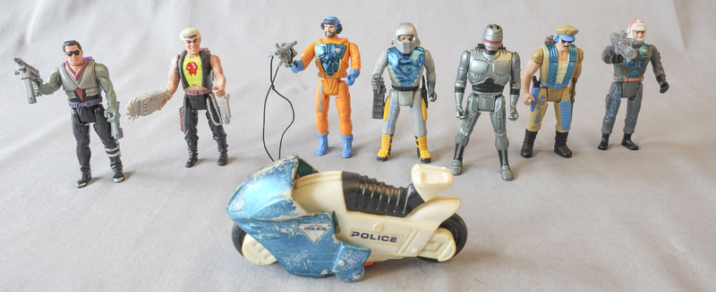 Robocop and the Ultra Police (Kenner) 1988-90 Roboco11