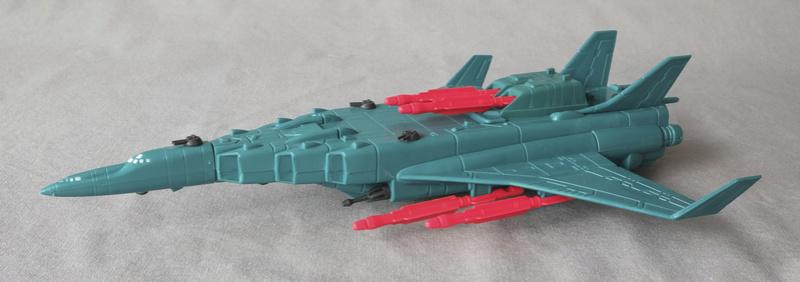 Custom Mega Force Triax-10