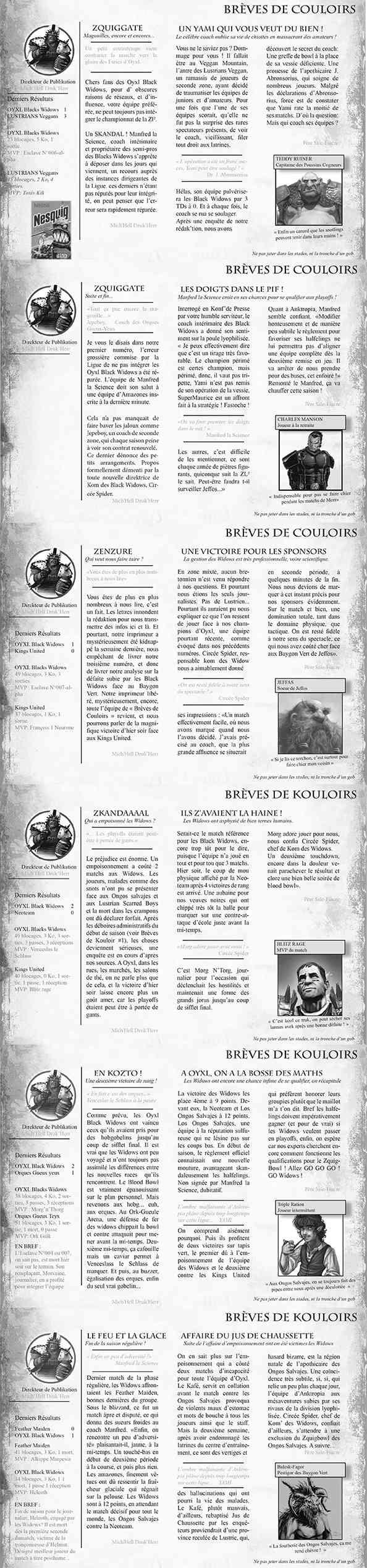 BREVES DE KOULOIR - Saison 2528 Breves16