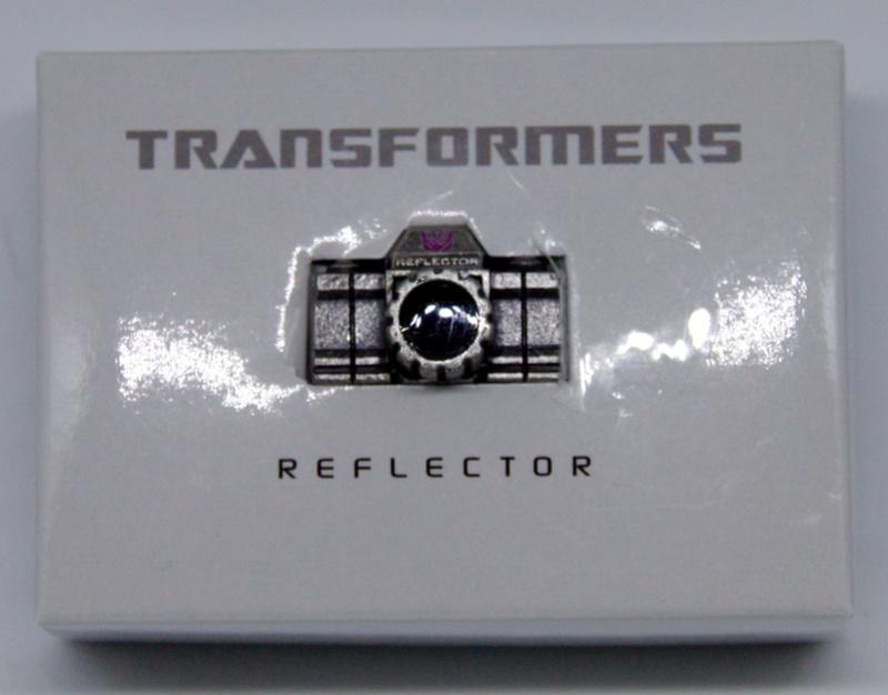 Médailles et bonus TT ASIA Transformers Masterpiece Mp-05g10