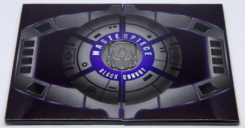 Médailles et bonus TT ASIA Transformers Masterpiece Mp-10b10