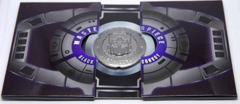 Médailles et bonus TT ASIA Transformers Masterpiece Mp-10b11