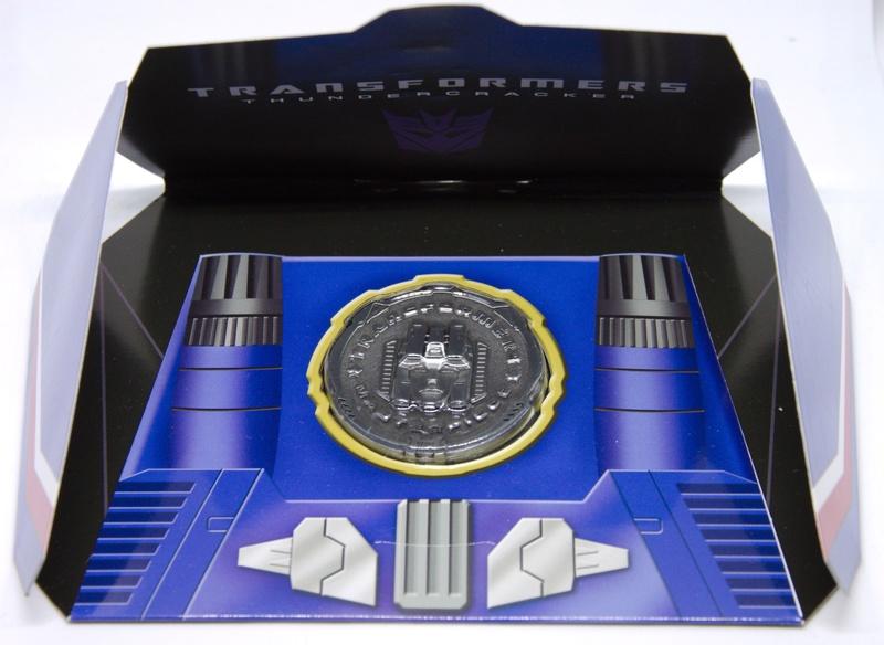 Médailles et bonus TT ASIA Transformers Masterpiece Mp-11t10