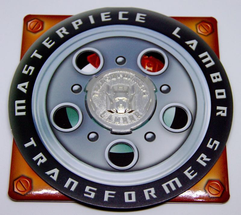 Médailles et bonus TT ASIA Transformers Masterpiece Mp-1210