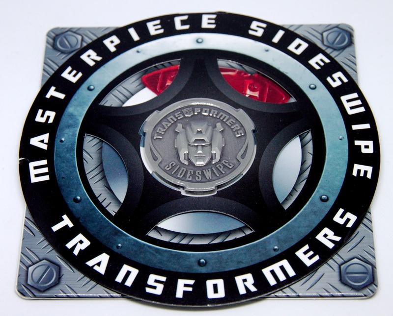 Médailles et bonus TT ASIA Transformers Masterpiece Mp-12g10