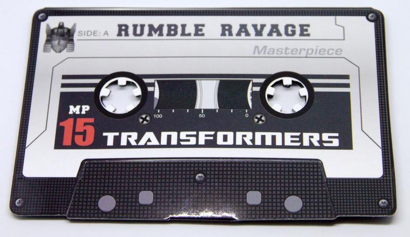 Médailles et bonus TT ASIA Transformers Masterpiece Mp-15_10
