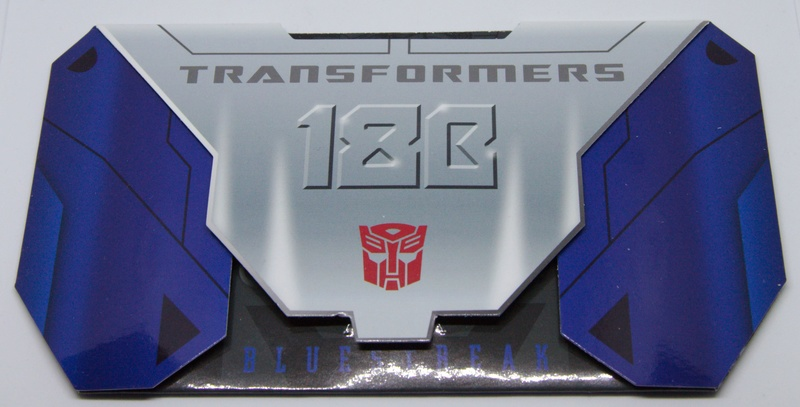 Médailles et bonus TT ASIA Transformers Masterpiece Mp-18b10