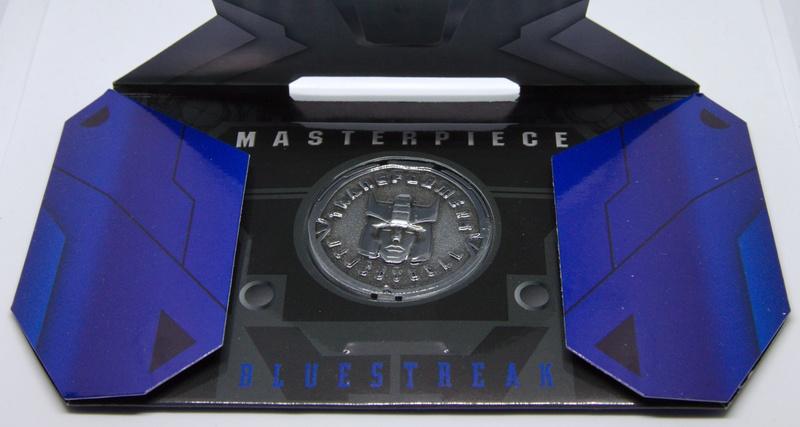 Médailles et bonus TT ASIA Transformers Masterpiece Mp-18b11