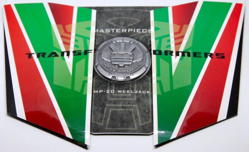 Médailles et bonus TT ASIA Transformers Masterpiece Mp-20_11