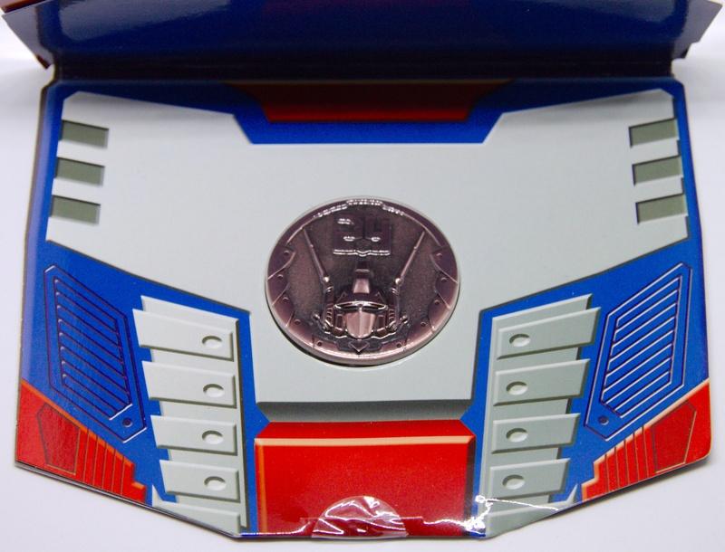 Médailles et bonus TT ASIA Transformers Masterpiece Mp-24_11