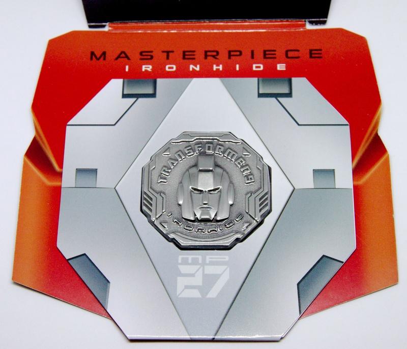 Médailles et bonus TT ASIA Transformers Masterpiece Mp-27_11