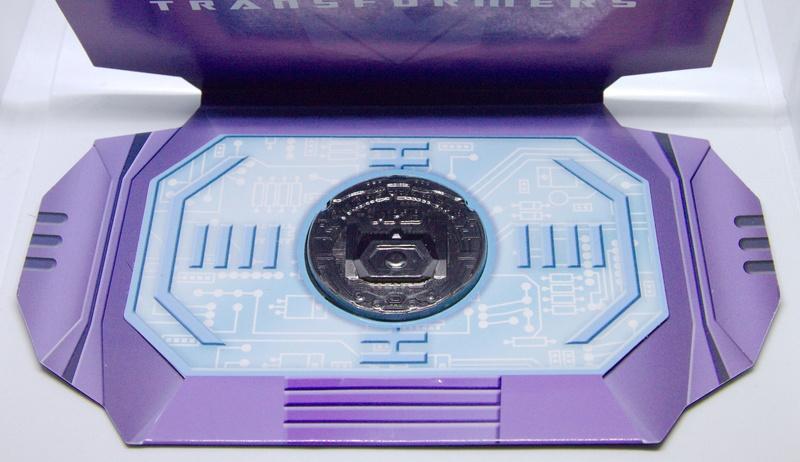 Médailles et bonus TT ASIA Transformers Masterpiece Mp-29_11