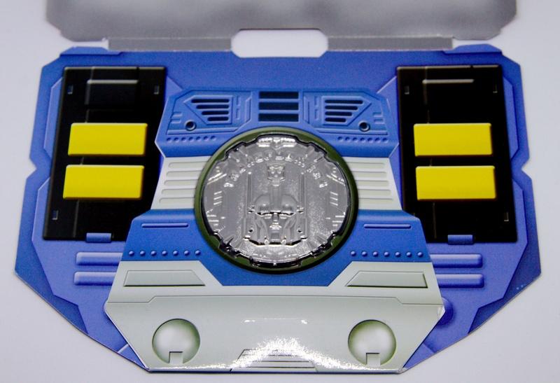 Médailles et bonus TT ASIA Transformers Masterpiece Mp-31_11