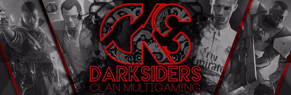 DarkSiders Clan Multigaming