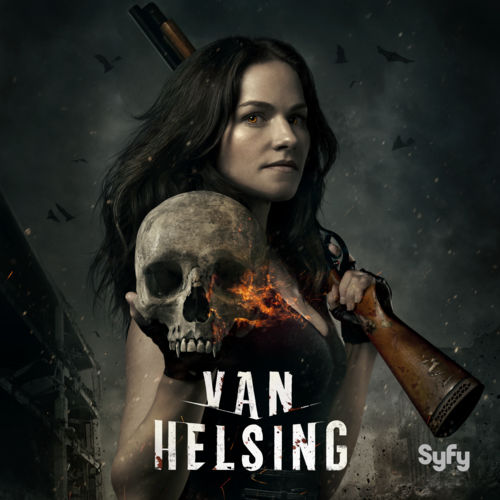 Van Helsing, Season 1 (2016) (Web-DL) (720P) (Latino) (13/13) x265 500x5011
