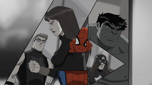 Ultimate Spider-Man Web Warriors, Season 3 (2014) (Web-DL) (720P) [E-AC3] SPA LAT NF (26/26) Fabpla11
