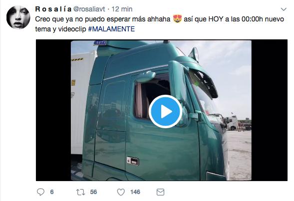 "Rosalía >> álbum ""El Mal Querer"" Captur10"