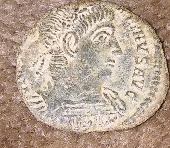 AE4 de Constantino II. VIRTVS AVGVSTI. Roma 20180141