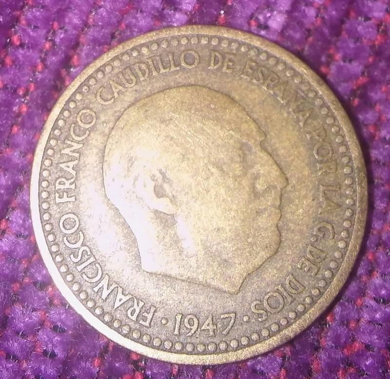 1 peseta 1947 20180155