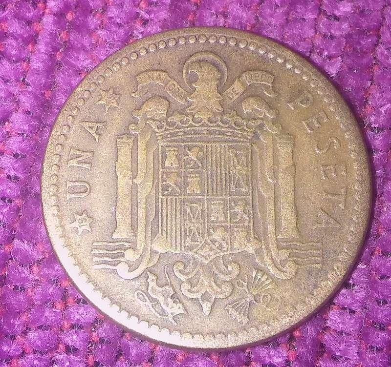 1 peseta 1947 20180157
