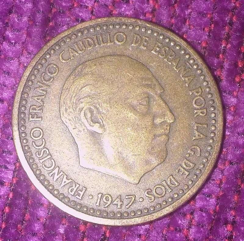 1 peseta 1947 20180159
