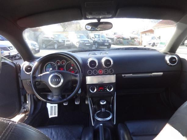 Présentation  Audi_t10