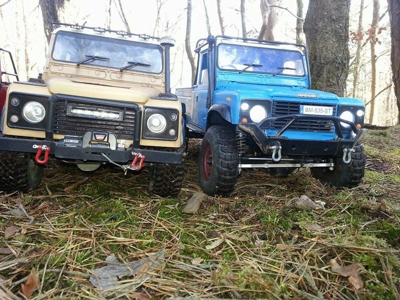 Les Defender 90 / 110 & 130 6x6 - Land  109 série I - II & III  - Page 3 Img_0412