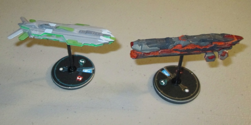 First Battleships off the paint line Img_0110